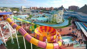 لیست آدرس پارک های آبی شیراز