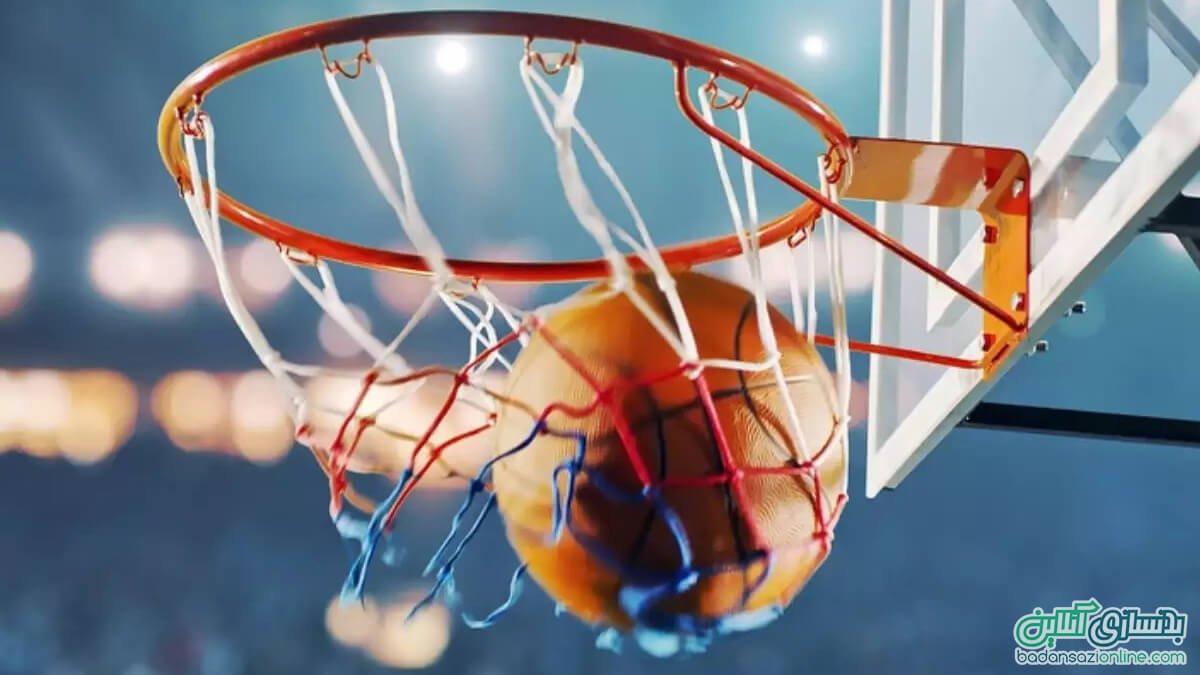 باشگاه ها و سالن های بسکتبال