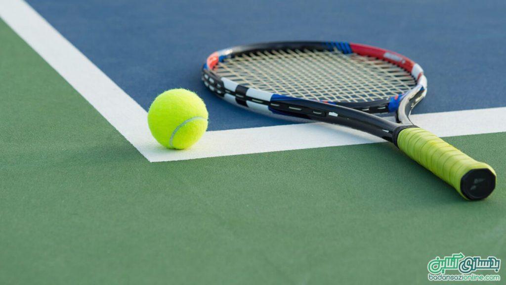 باشگاه های تنیس