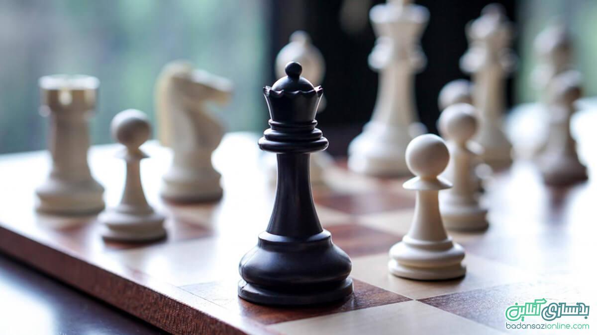 باشگاه های شطرنج
