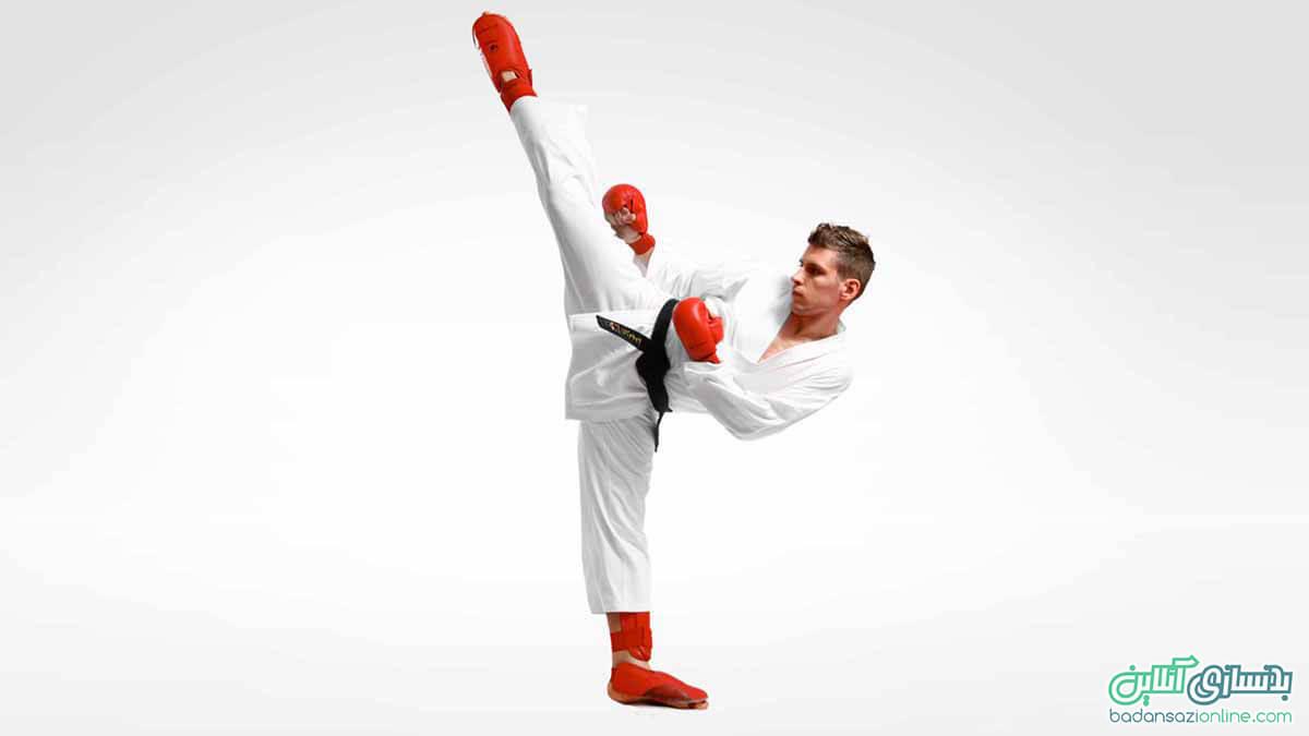 باشگاه های کاراته