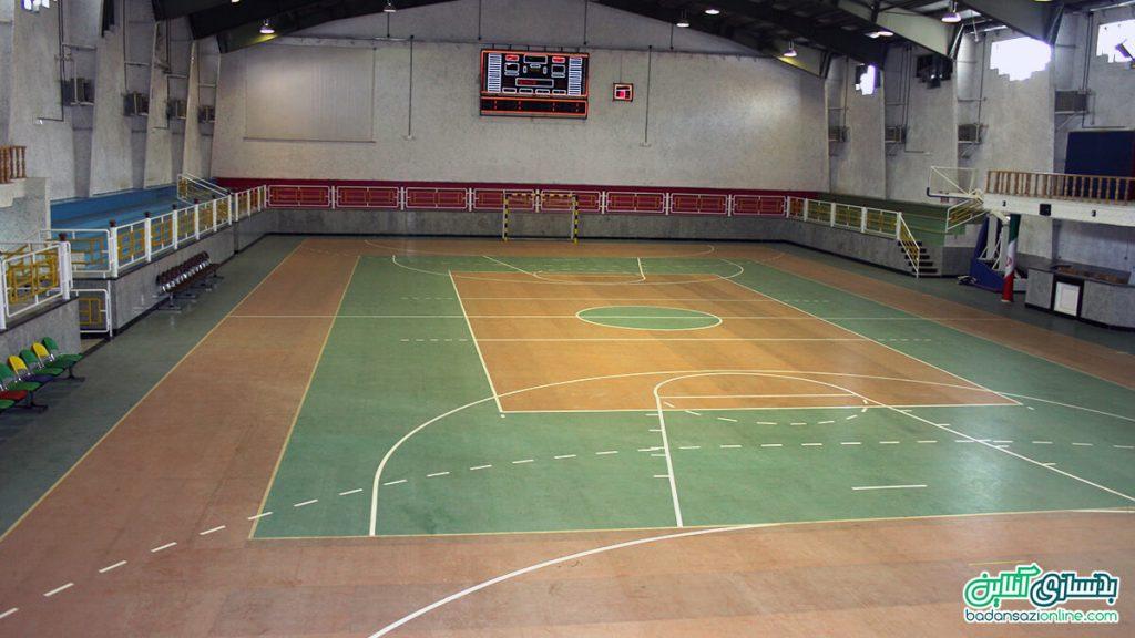 سالن های ورزشی اراک
