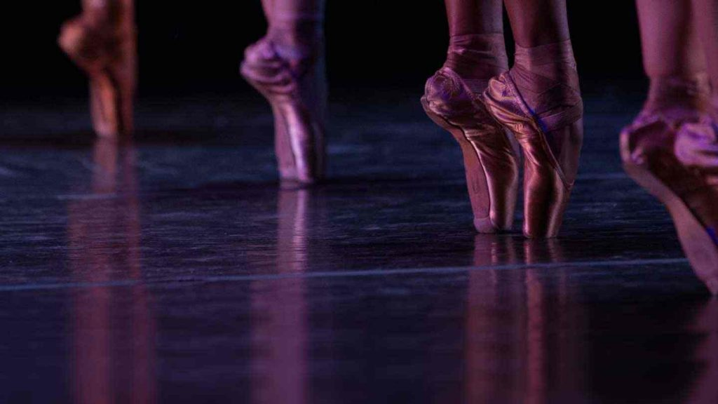 آموزش رقص باله در شیراز