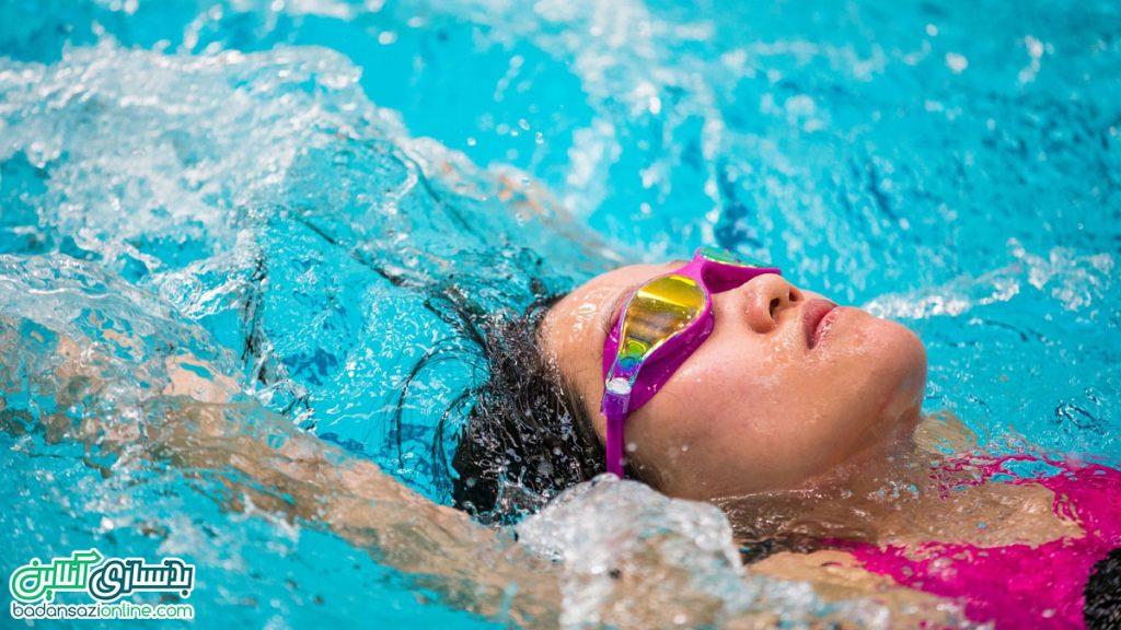 آموزش شنا در شیراز