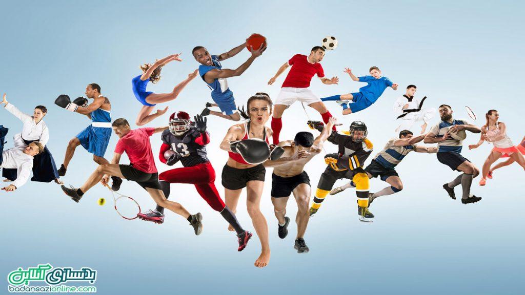 رشته های ورزشی در شیراز